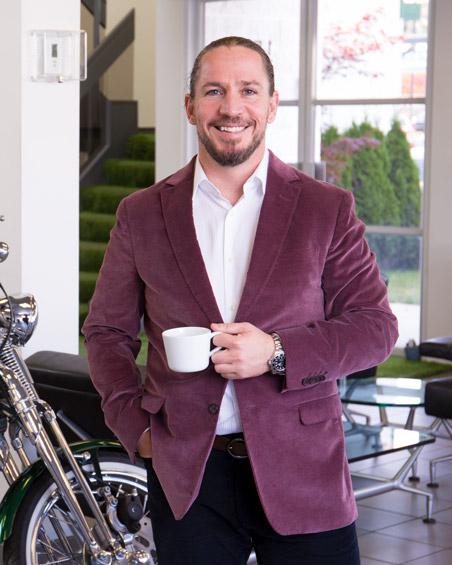 Nairn McKenna Dealer Principal at Company of Cars