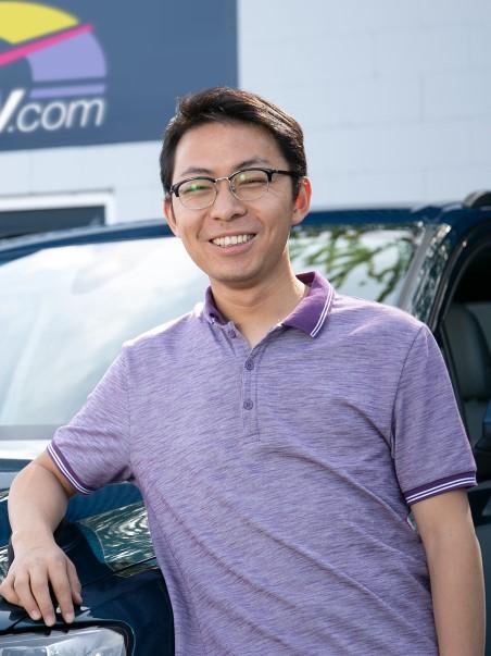 Yang Liu Marketing & Administration at Company of Cars