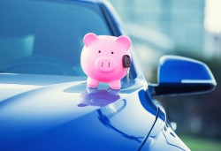 Yes, you can refinance your current car for a lower rate!